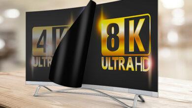 TV 4K - 8K