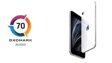 Photo of Apple iPhone SE 2020 DxOMark Аудио оценка является одним из лучших среди средних рейнджеров
