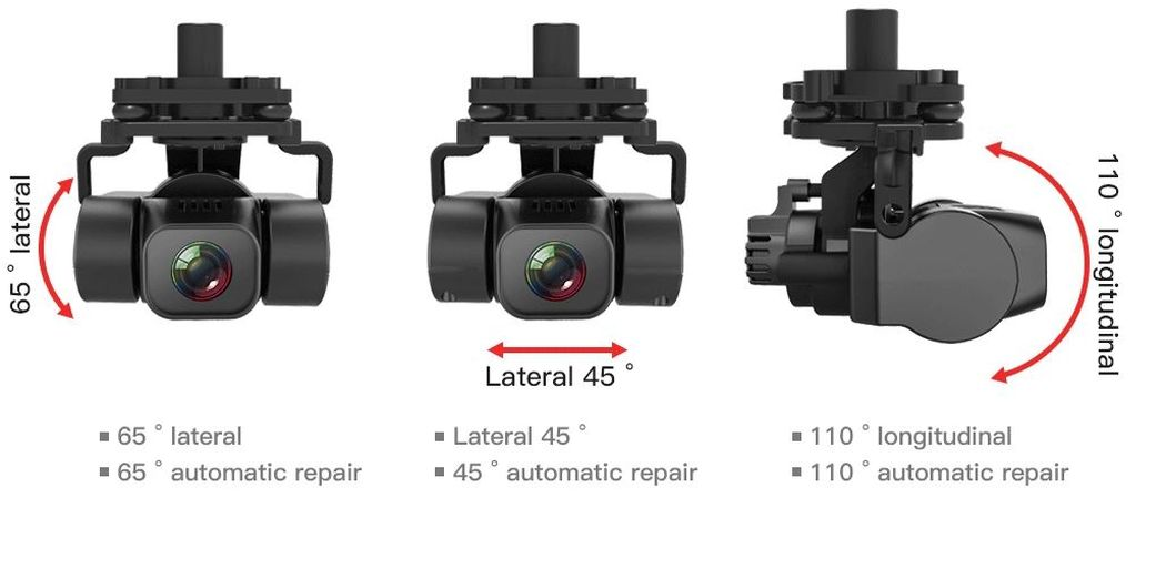 Обзор ZLRC SG906 Pro 2: недорогой квадрокоптер за 160 долларов