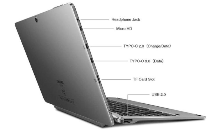CHUWI Hi10 Go дебютирует с новым процессором Intel Celeron N5100