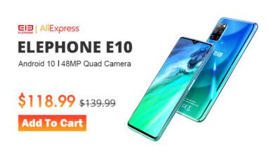 Photo of Elephone предлагают огромные скидки в официальном магазине