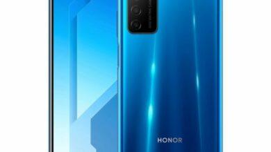 Photo of Honor Play4 — публикует рендеры поверхности смартфона