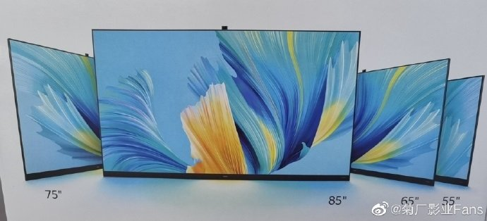 Huawei Smart Screen 2021 Leak