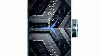 Photo of Игровой телефон Lenovo Legion с зарядным устройством 45 Вт