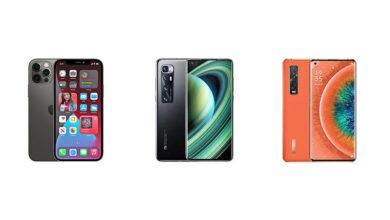 Photo of iPhone 12 Pro против Xiaomi Mi 10 Ultra против OPPO Find X2 Pro: сравнение характеристик