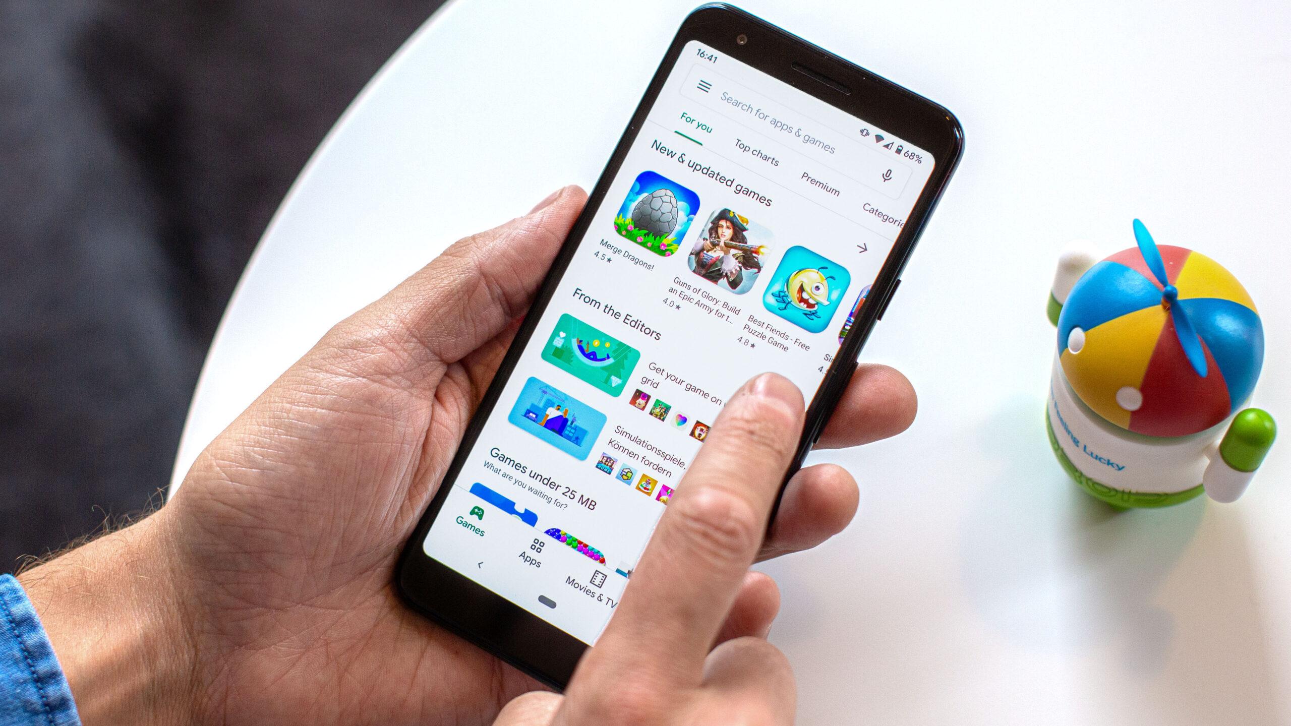 Photo of Как скачать и установить Google Play Store