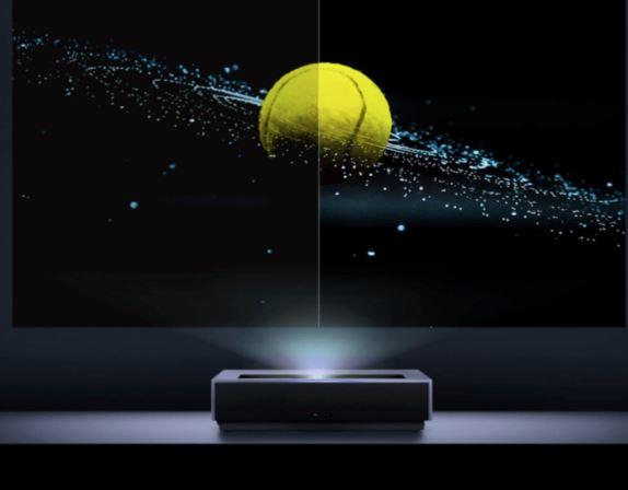 Лазерный проектор Xiaomi FENGMI 4K MAX