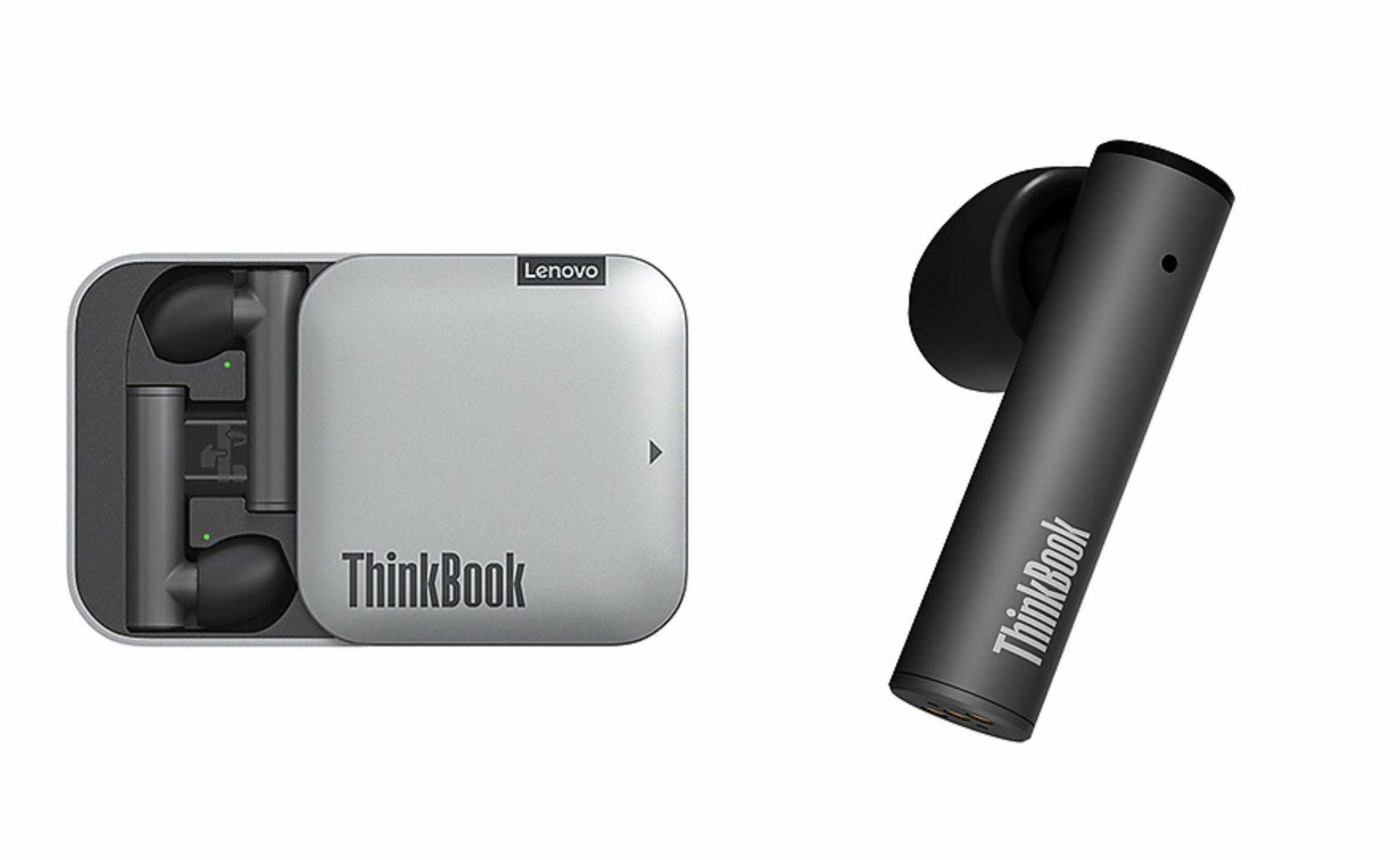 Lenovo ThinkBook Pods Pro Featured