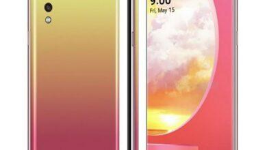 Photo of LG Velvet появляется в США за 599 долларов