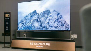 Photo of LG выпустила крупнейший в мире OLED-телевизор, оснащенный 88-дюймовым 8K-дисплеем