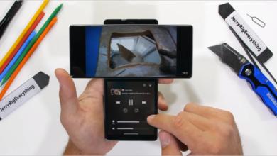 Photo of Разборка LG Wing, показываем внутреннее устройство смартфона
