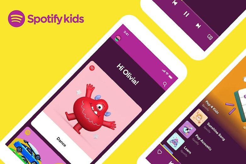 Spotify Kids Une