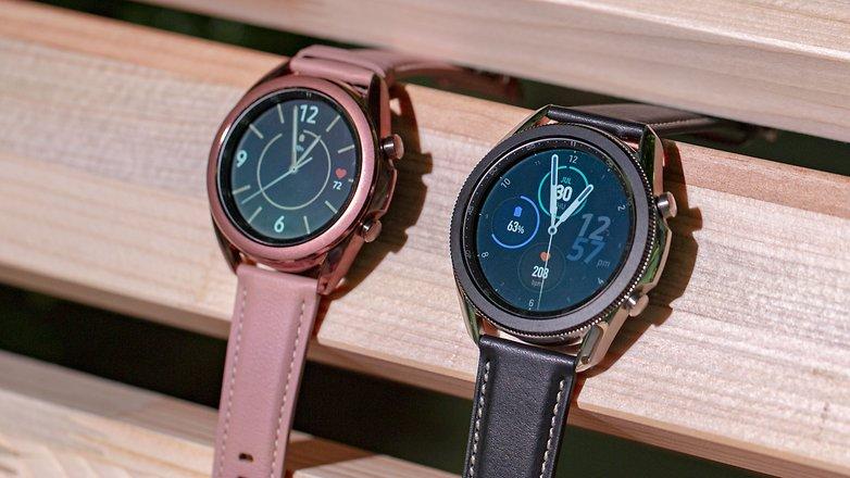 Лучшие умные часы WearOS: Samsung Galaxy Watch 3