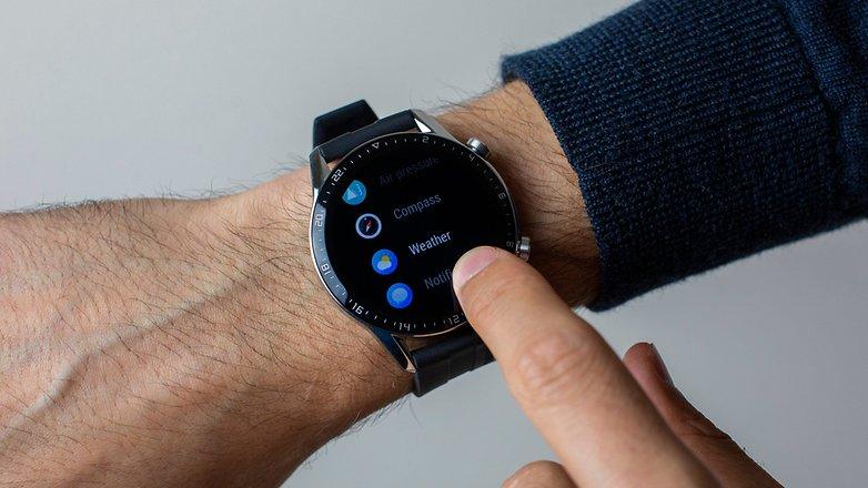 Умные часы с лучшим временем автономной работы: Huawei Watch GT 2