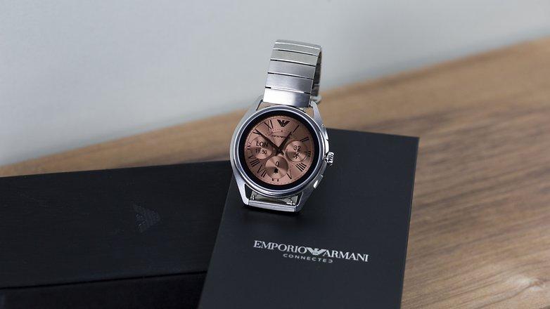 Emporio Armani Connected, дизайн и качество на вашем запястье