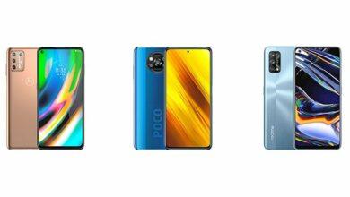 Photo of Moto G9 Plus против POCO X3 NFC против Realme 7 Pro: сравнение характеристик