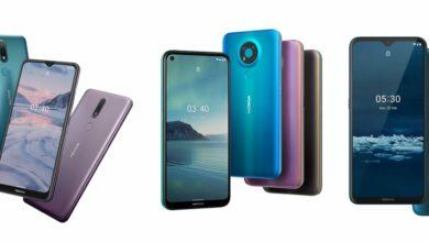 Photo of Nokia 2.4 против Nokia 3.4 против Nokia 5.3: сравнение характеристик