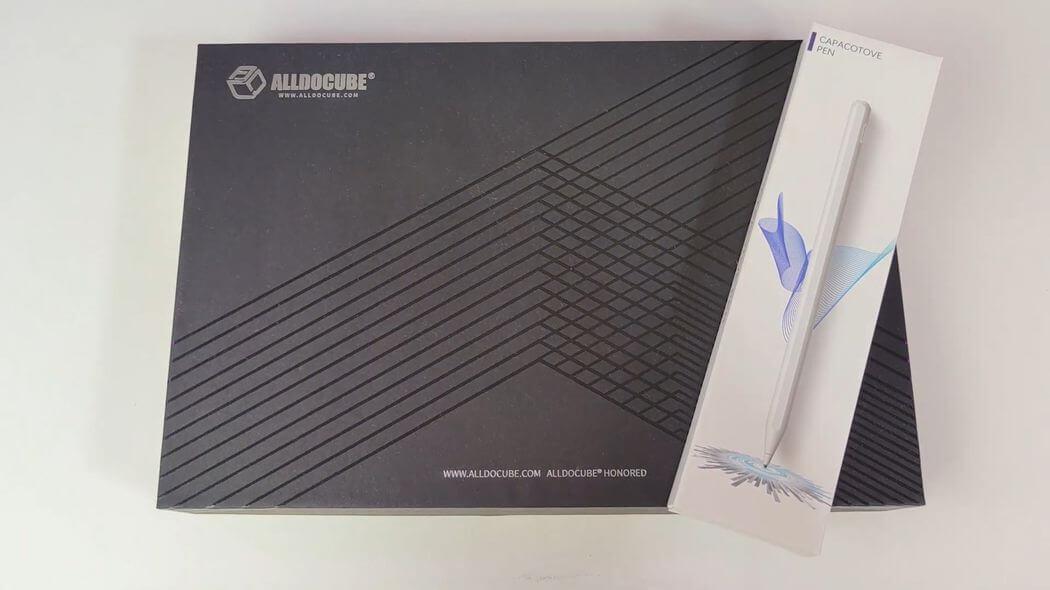 Упаковка Alldocube iPlay 40: отличный 2K игровой планшет