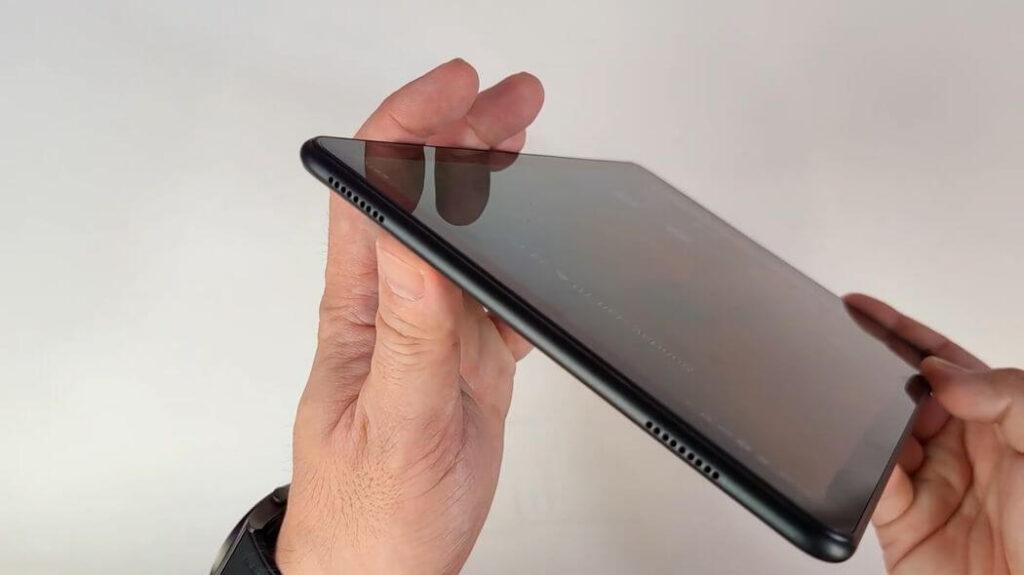 Дизайн, качество изготовления и материалы Alldocube iPlay 40: отличный 2K игровой планшет
