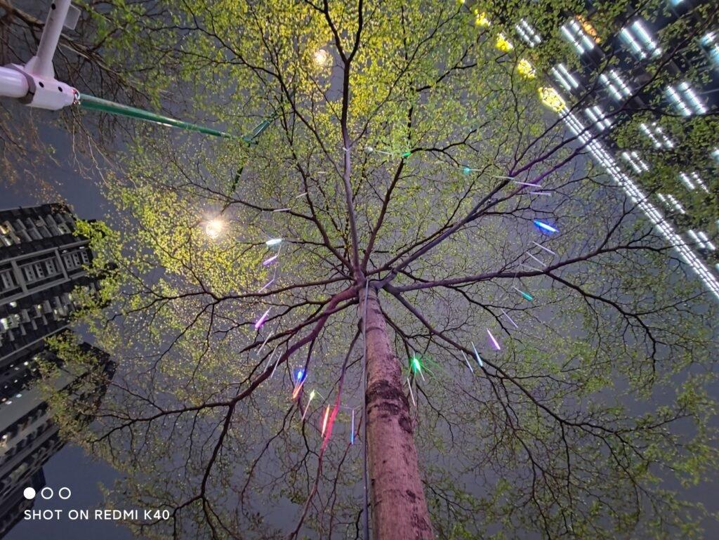 Redmi K40 Ultra Wide Night 8