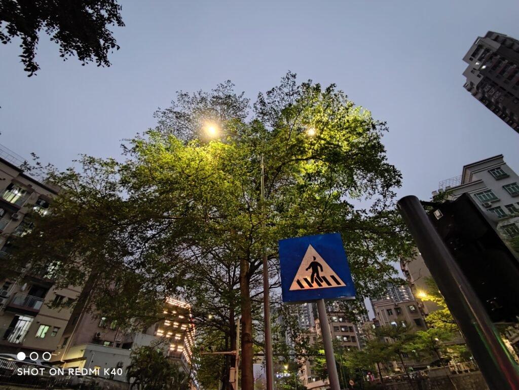 Redmi K40 Ultra Wide Night 6