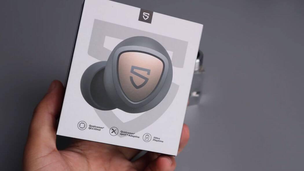 Обзор Soundpeats Sonic: упаковка