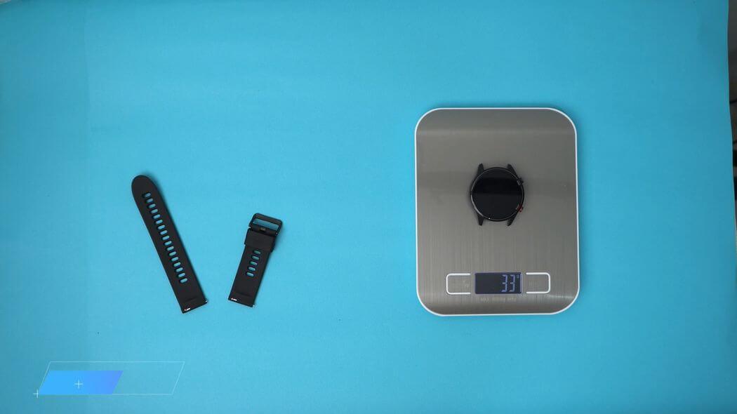 Дизайн, качество сборки и материалы - вес