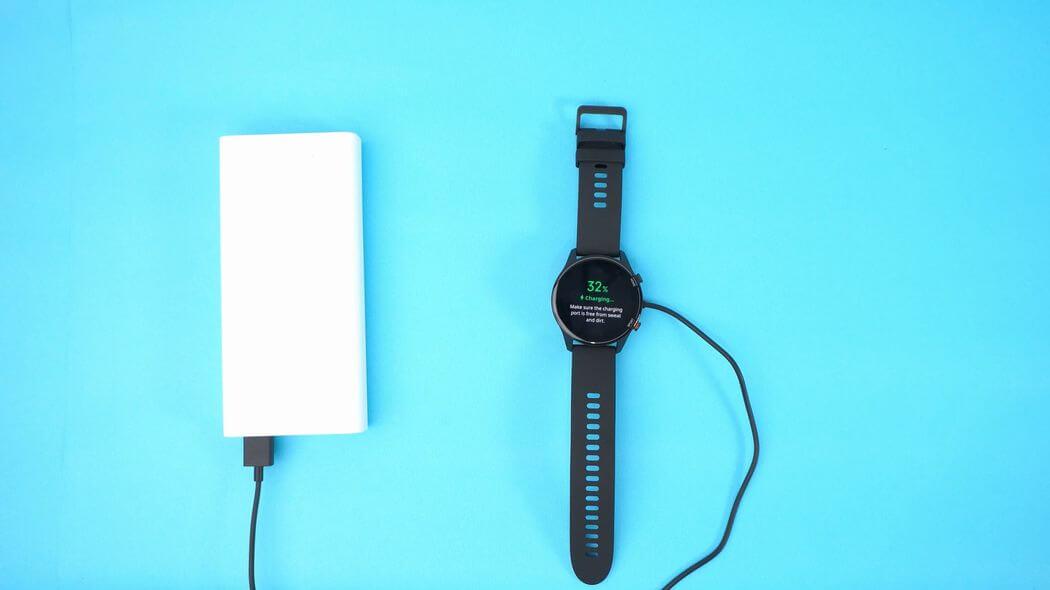 Xiaomi Mi Watch: Аккумулятор и время работы