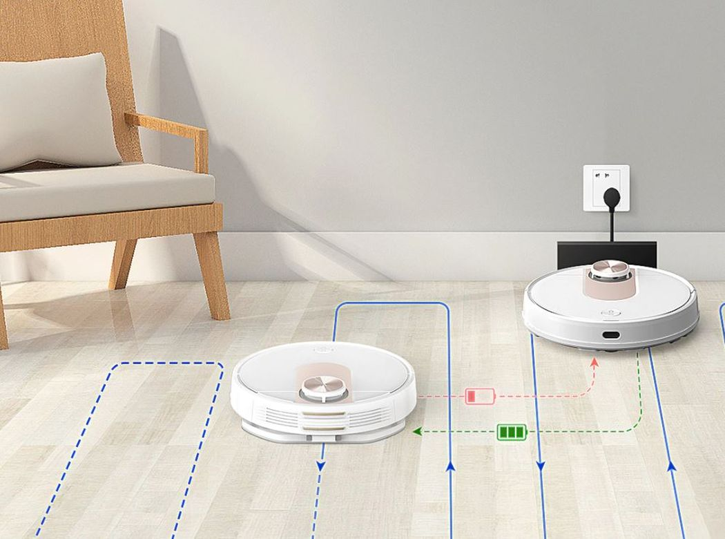 Xiaomi Viomi SE Review: Smart Robot Vacuum Cleaner with LDS for $299
