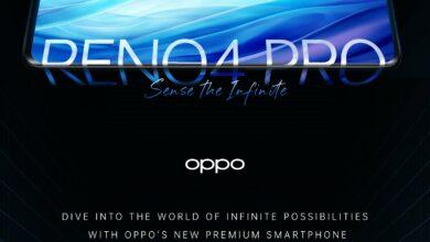 Photo of Oppo Reno 4 Pro выйдет 31 июля