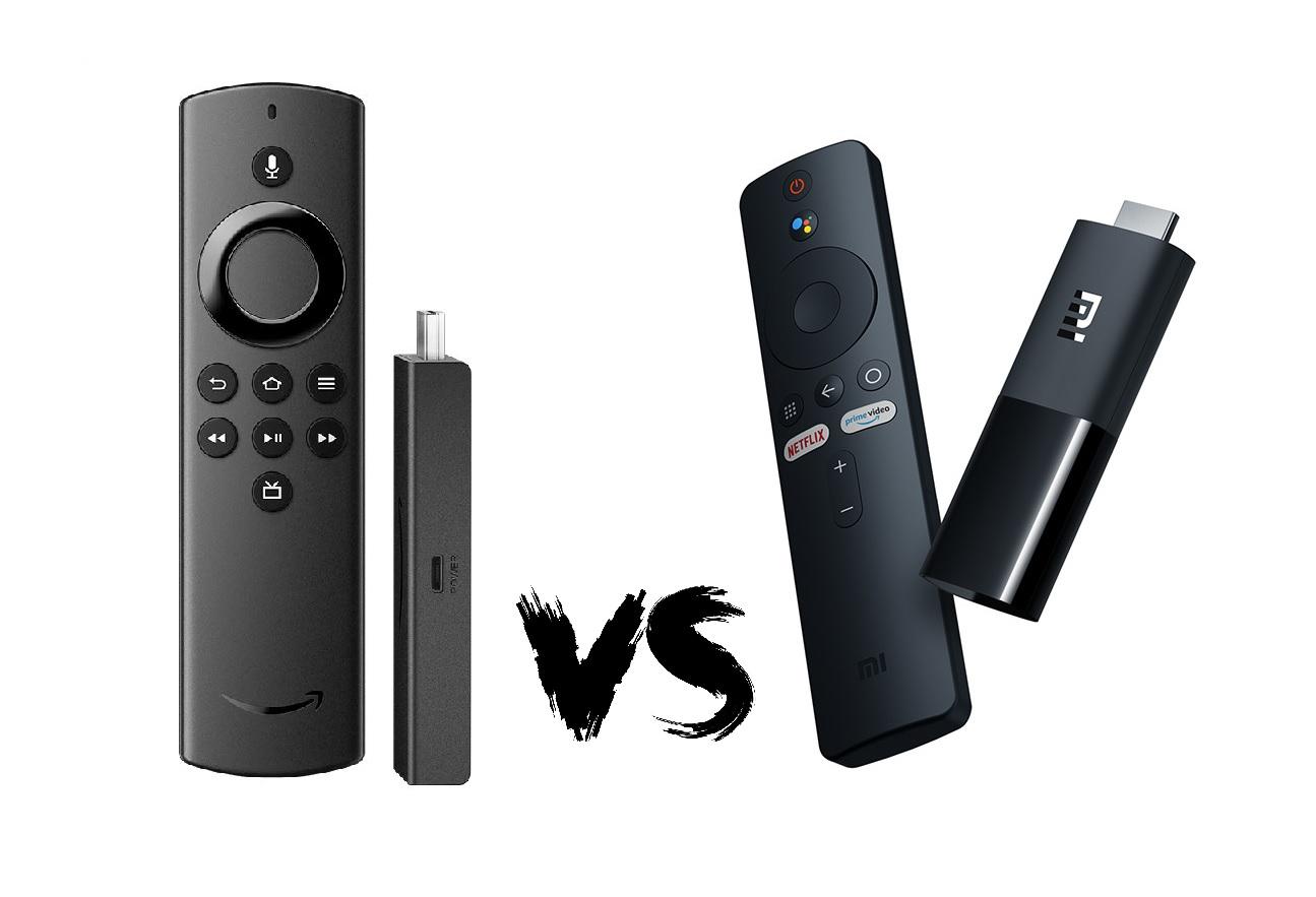 Amazon Fire TV Stick Lite или Xiaomi Mi TV Stick?
