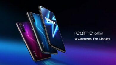 Photo of Последнее обновление Realme 6 Pro обеспечивает плавную прокрутку и режим супер-энергосбережения.