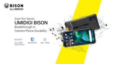 Photo of Представлен прочный UMIDIGI BISON с великолепными характеристиками и элегантным дизайном