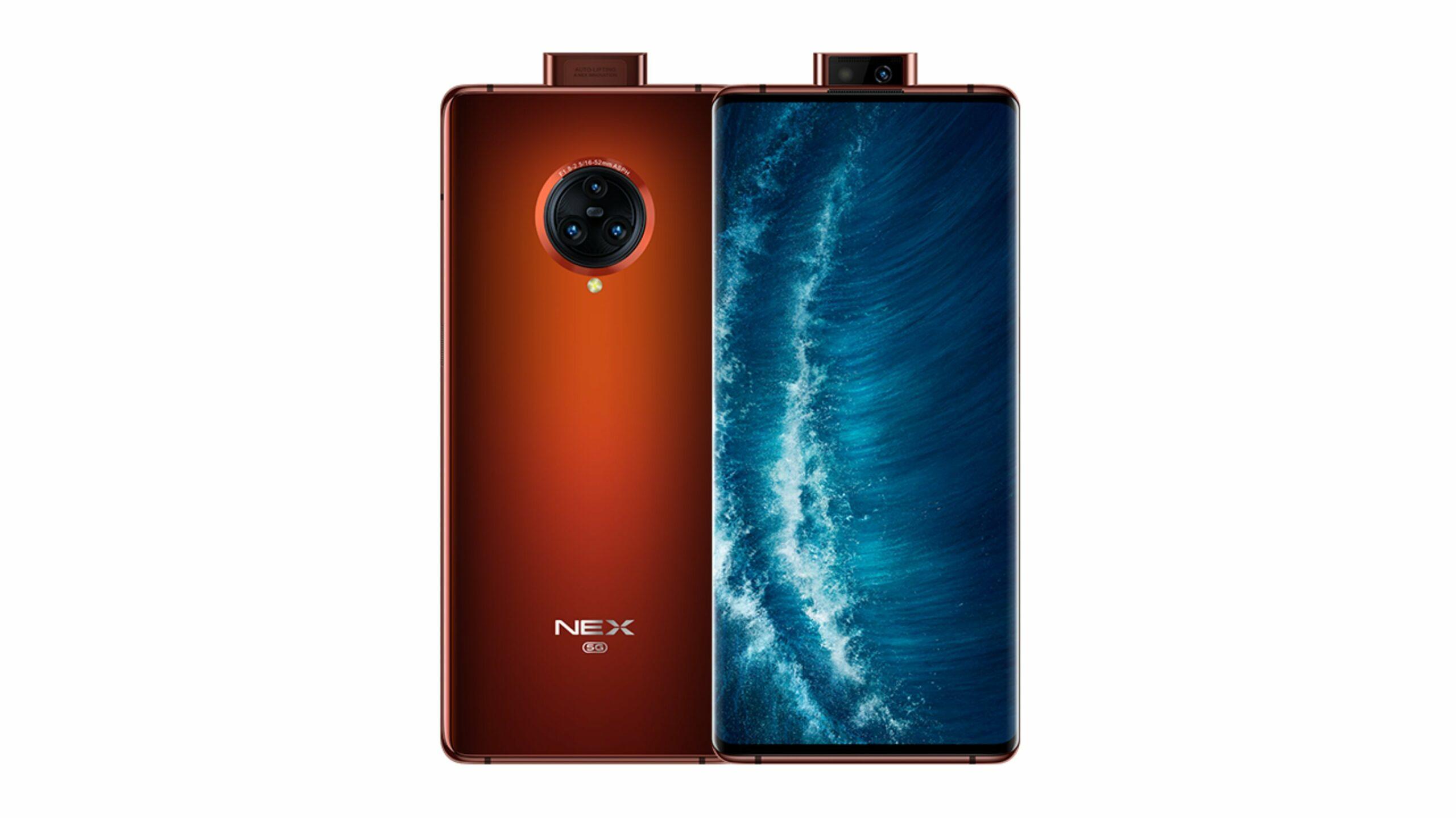 vivo NEX 3S 5G Featured