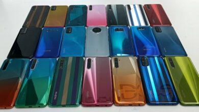Photo of Realme демонстрирует прототипы телефонов, которые не дошли до финальной стадии