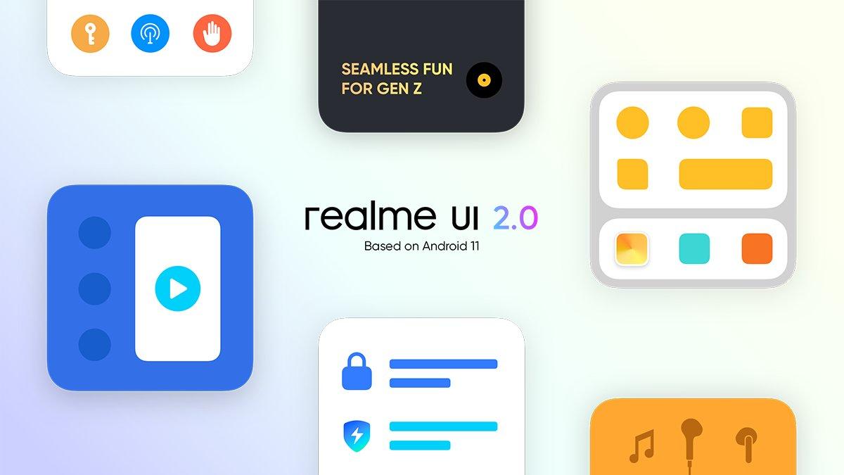 ранний доступ теперь доступен для Realme 7, 6 Pro, Narzo 20 Pro и X2 Pro