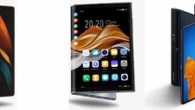 Photo of Royole FlexPai 2 против Samsung Galaxy Z Fold 2 против Huawei Mate Xs: сравнение характеристик