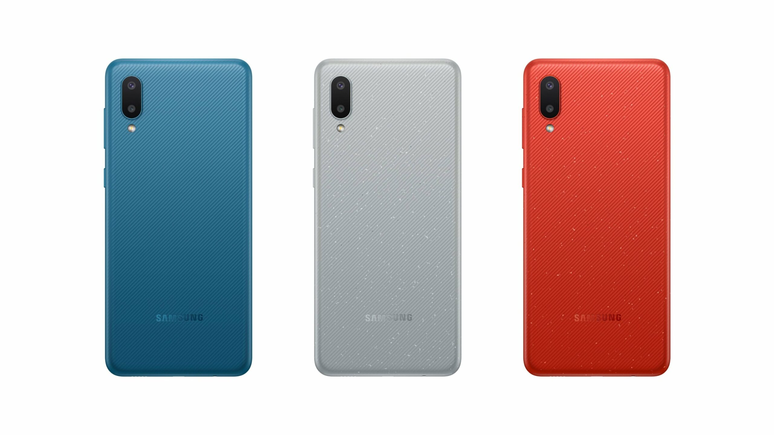 Смартфоны Samsung Galaxy A02
