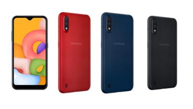 Photo of Samsung Galaxy A02s посетил Geekbench с Snapdragon 450