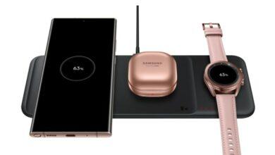 Photo of Список Samsung Wireless Charging Trio раскрывает более подробную информацию