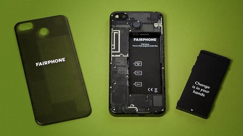 fairphone 3 Taken Apart