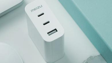 Photo of Трехпортовое зарядное устройство Meizu 65 Вт GaN уже в продаже
