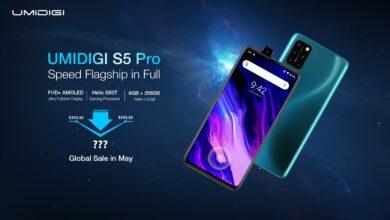 Photo of Umidigi S5 Pro становится официальным флагманом по доступной цене с Helio G90T SoC и 6,39-дюймовым AMOLED-дисплеем