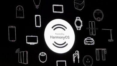 Photo of Утечка логотипа Huawei «Powered by HarmonyOS»