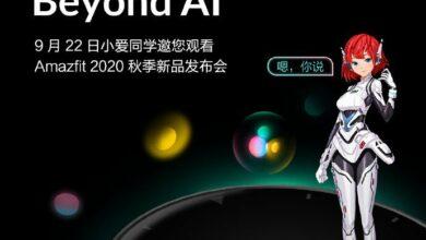 Photo of В Amazfit GTR 2 будет предустановлен помощник Xiaomi Xiao AI.