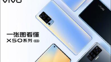 Photo of Vivo X50, X50 Pro и X50 Pro+: 5G, стабилизатор камеры, датчик Samsung GN1