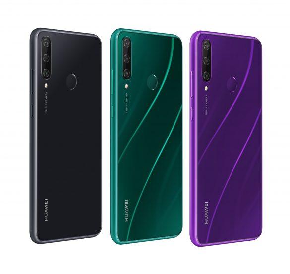 Lancement de la promotion Huawei Y6p et prix disponibles • 4Dim