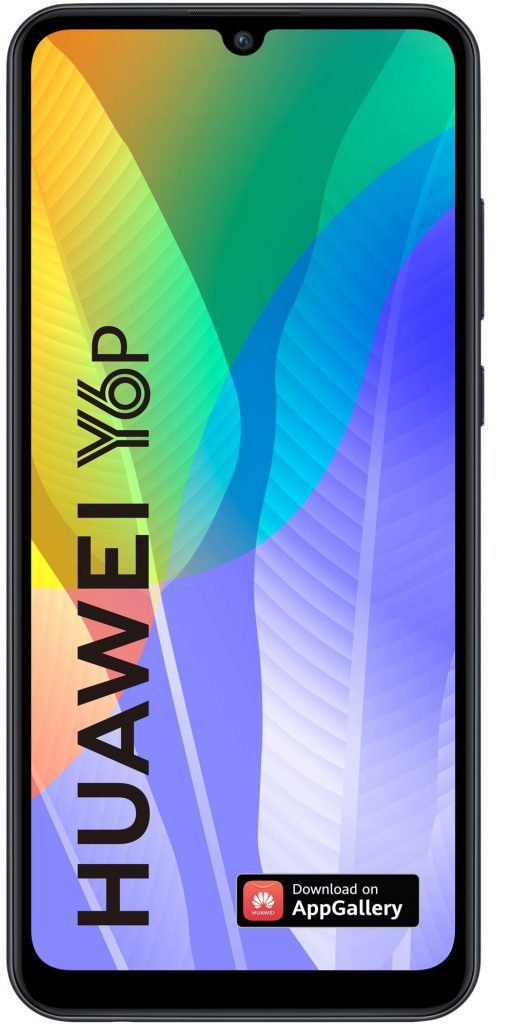 Технические характеристики Huawei Y6p