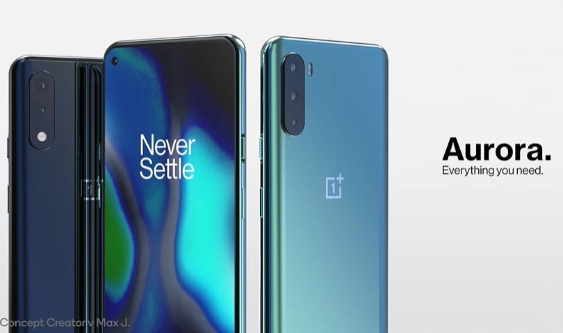 OnePlus Aurora